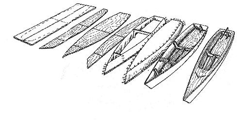 Набор сшей и склей 319